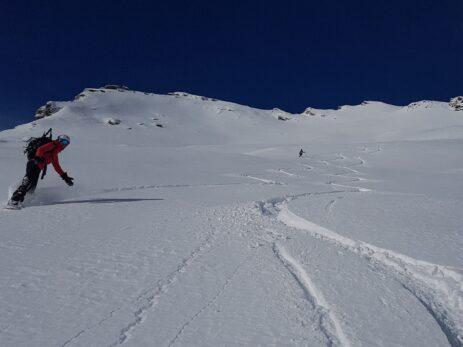Skitouren San Bernardino